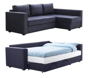 Modular sleeper sofa 1