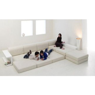 Superb Modular Sleeper Sofa Ideas On Foter Creativecarmelina Interior Chair Design Creativecarmelinacom