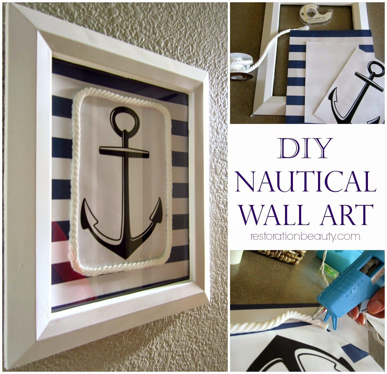 Nautical Wall Art 5