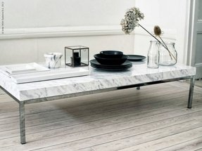 Real marble coffee table 9