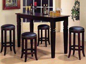 Perfect Rectangular Pub Tables