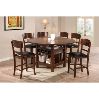 Round Dining Table For 8 People Ideas On Foter