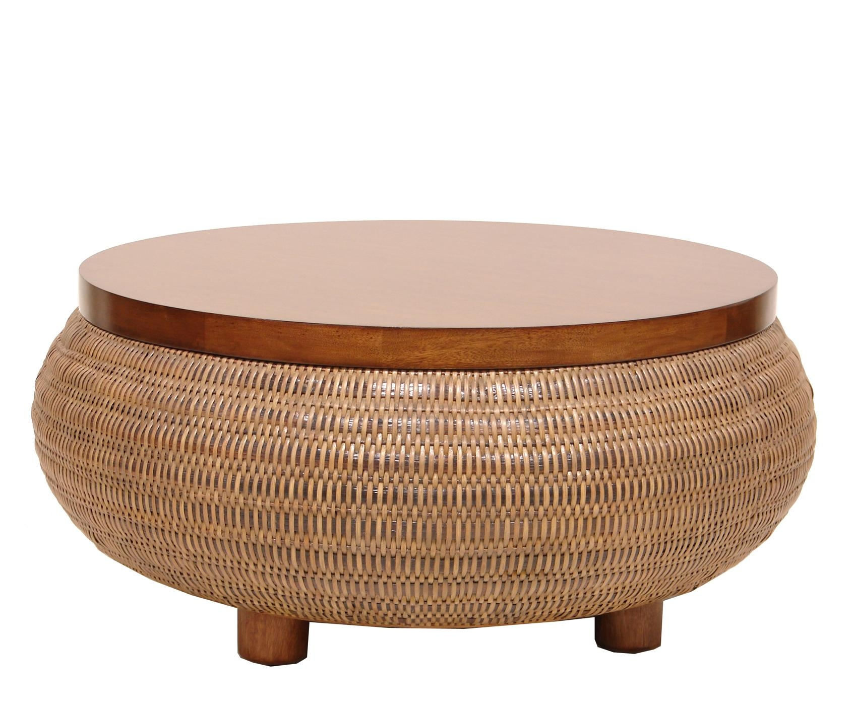 Round Woven Coffee Table Ideas On Foter [ 1410 x 1692 Pixel ]