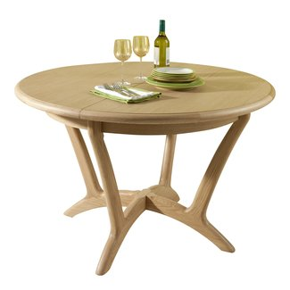 Round Dining Table With Butterfly Leaf For 2020 Ideas On