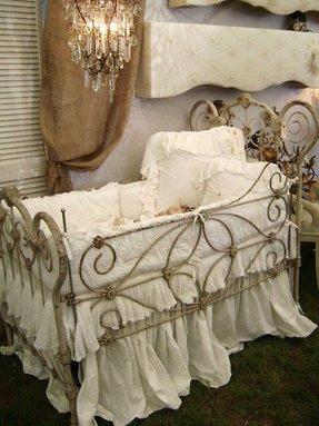 Shabby Chic Baby Bedding bebe chic crib bedding foter