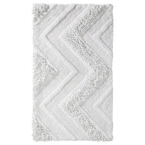 Shaggy bath rugs 8