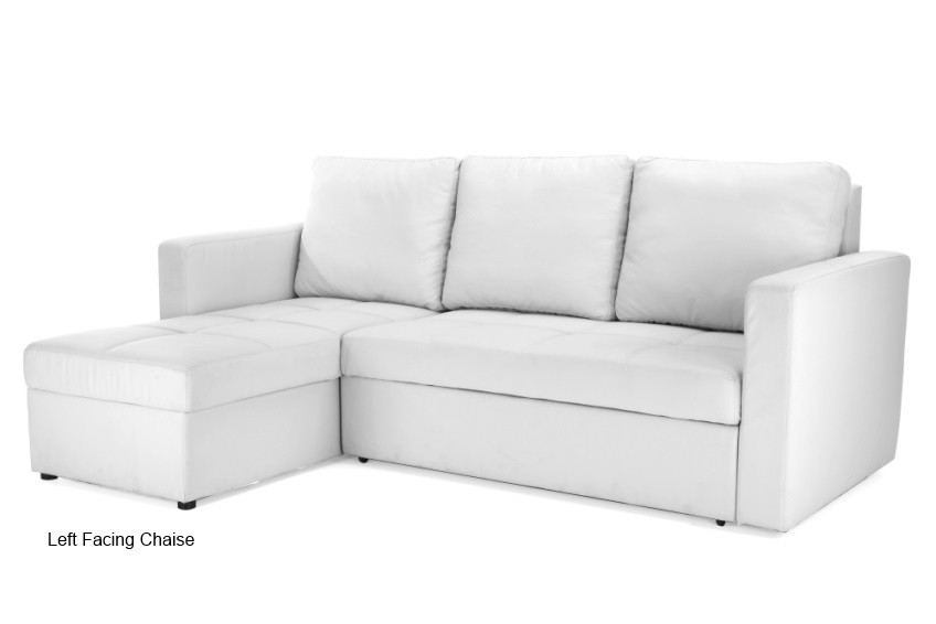 Attrayant Sleeper Sofa Chaise