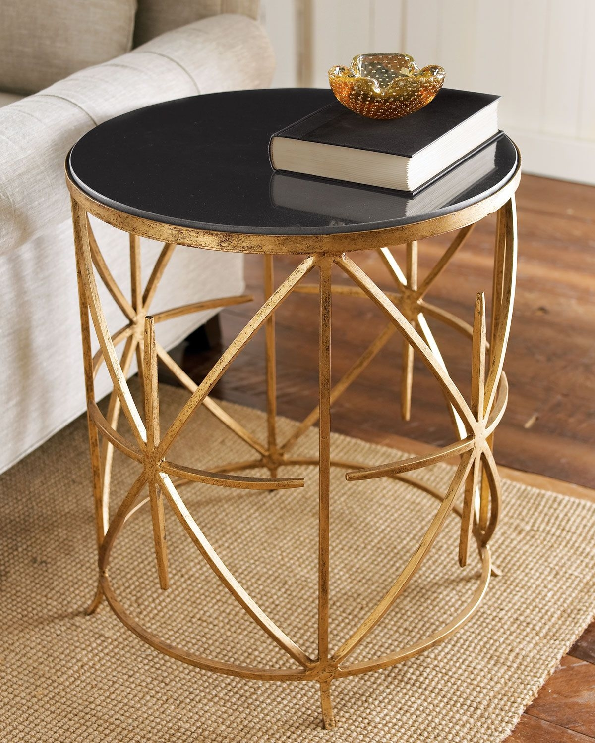 Incroyable Small Marble Top Table