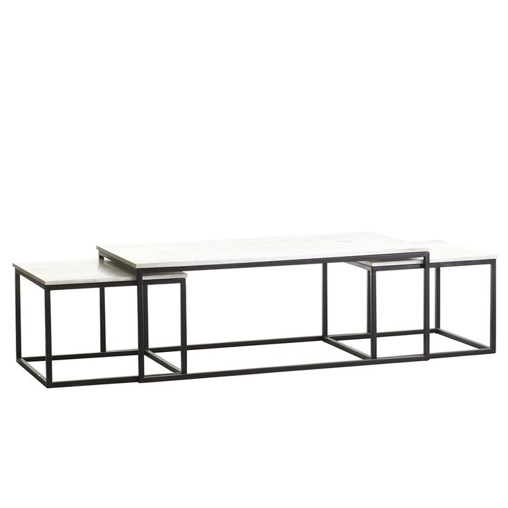 Marble Top Coffee Table Sets Foter