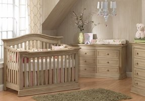 Solid Wood Crib Sets 1