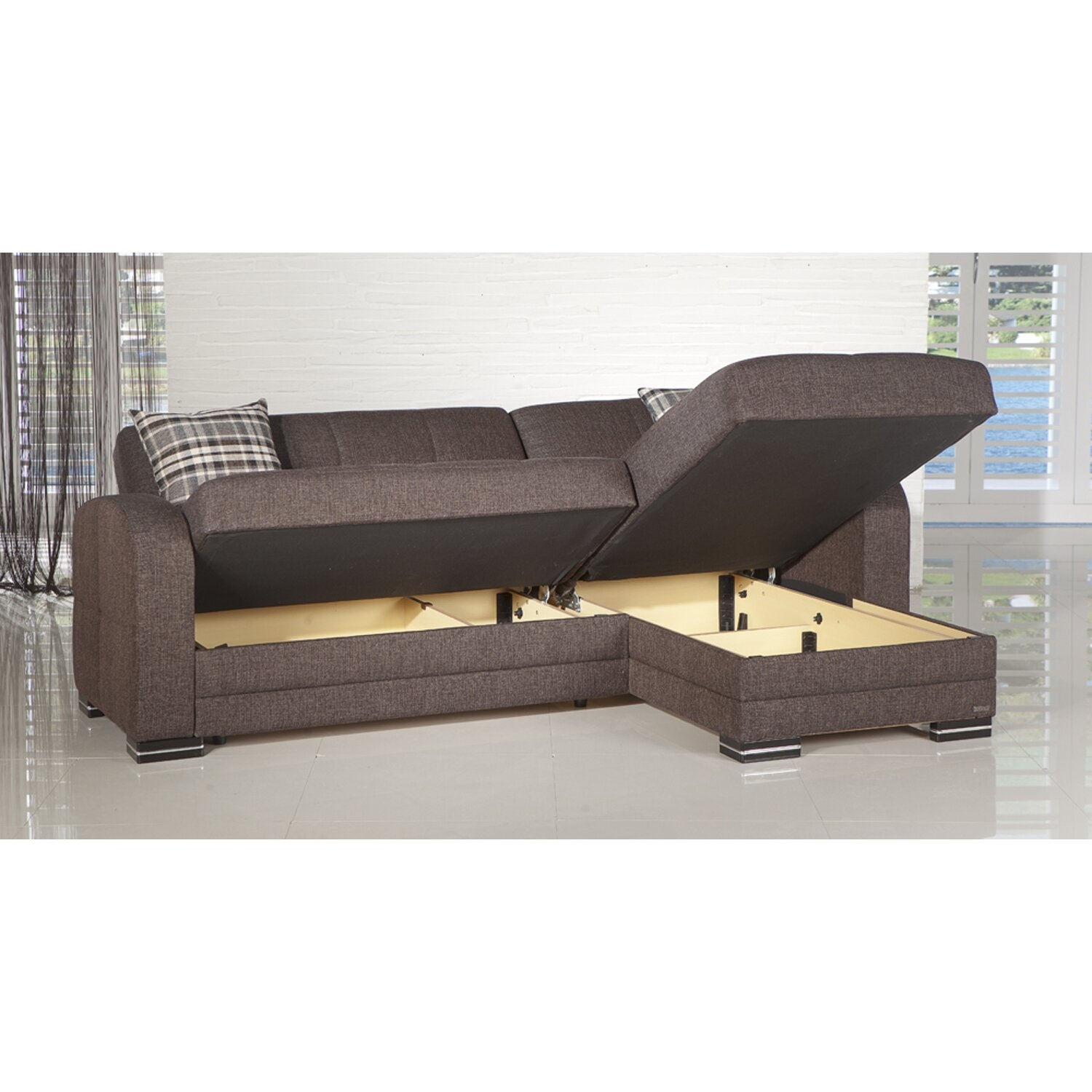 storage sectional sofa foter rh foter com storage sectional sofas for small spaces convertible sectional storage sofa bed