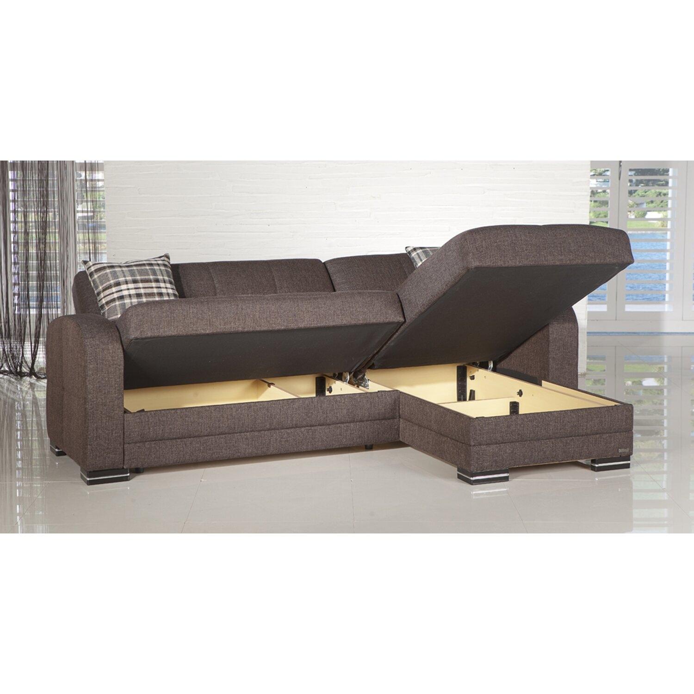 Storage Sectional Sofa 2