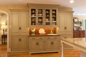 Traditional China Cabinet - Foter