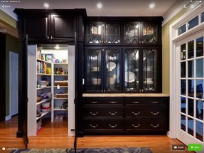 Traditional China Cabinet Foter