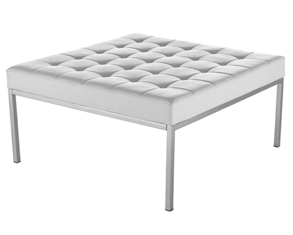 White leather coffee tables Gray Leather Ottoman Tufted Coffee Table Ottoman Foter Leather Tufted Ottoman Coffee Table Ideas On Foter