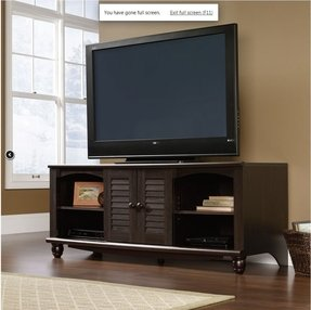 Tv credenzas solid wood 20