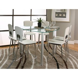 Unique counter height dining sets