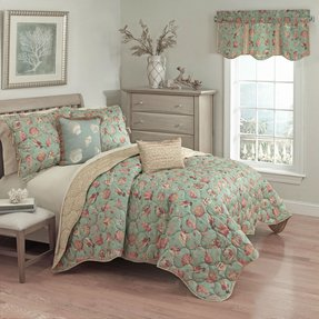 comforter bedding imperial set piece quilt quilts dress sets bedspreads king brick waverly