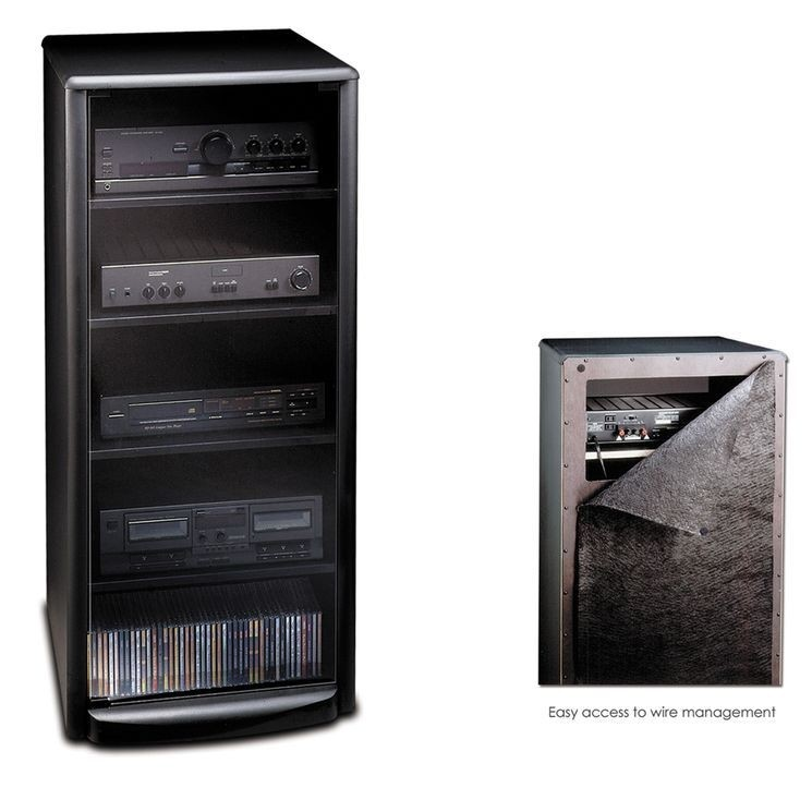 Wildon Home C2 Ae Foss Audio Rack
