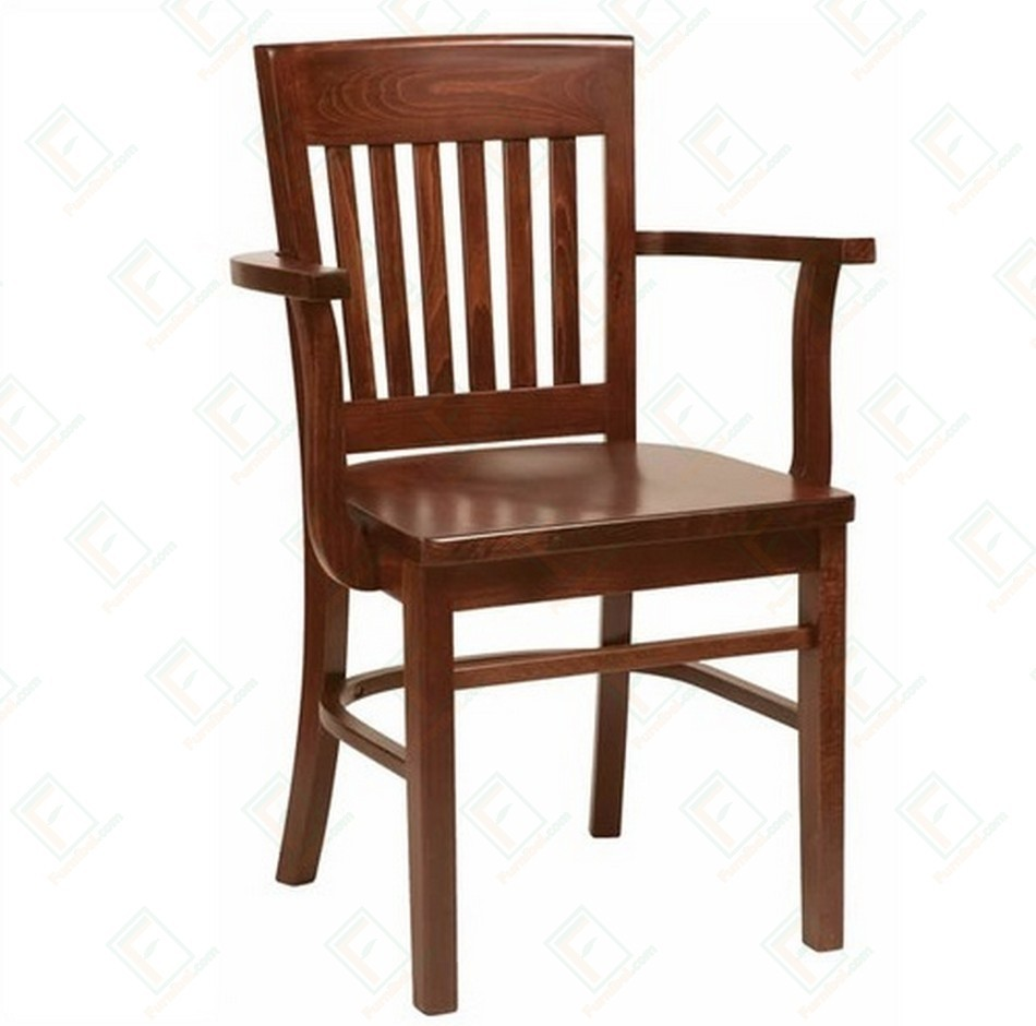 wooden kitchen chairs with arms foter rh foter com kitchen chair with arms and casters adjustable kitchen chair with arms