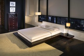 Worth Japanese Style Platform Bed Ideas On Foter
