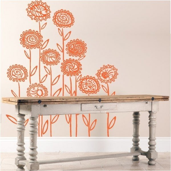 Awesome Antique White Sofa Table