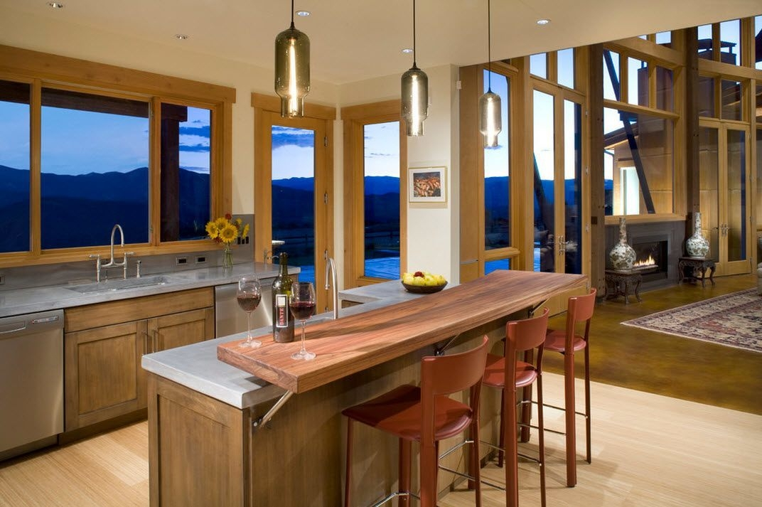 Lovely Bar Height Breakfast Table 1 Photo Gallery