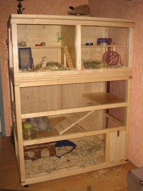 Cheap animal cages foter - Kaninchenstall einrichten ...