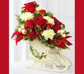 Artificial christmas centerpieces foter christmas dried flower arrangements mightylinksfo