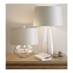 Clear table lamp foter clear table lamp aloadofball Choice Image