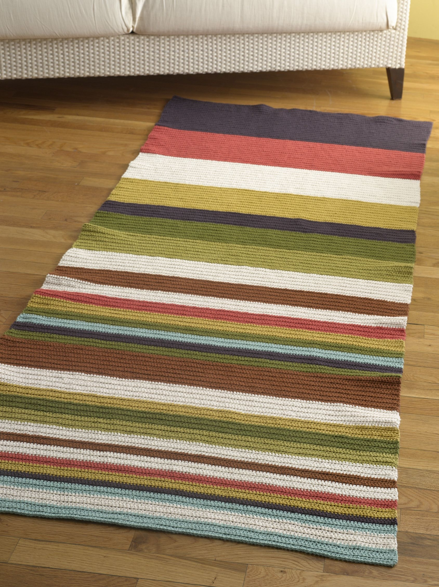 Lovely Cotton Rugs For Kitchen