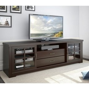 Dark Wood Corner Tv Stand Ideas On Foter
