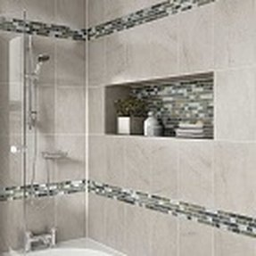 Decorative tile inserts 6