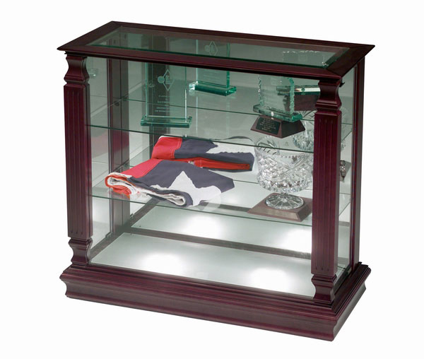 Display Cabinets With Glass Doors