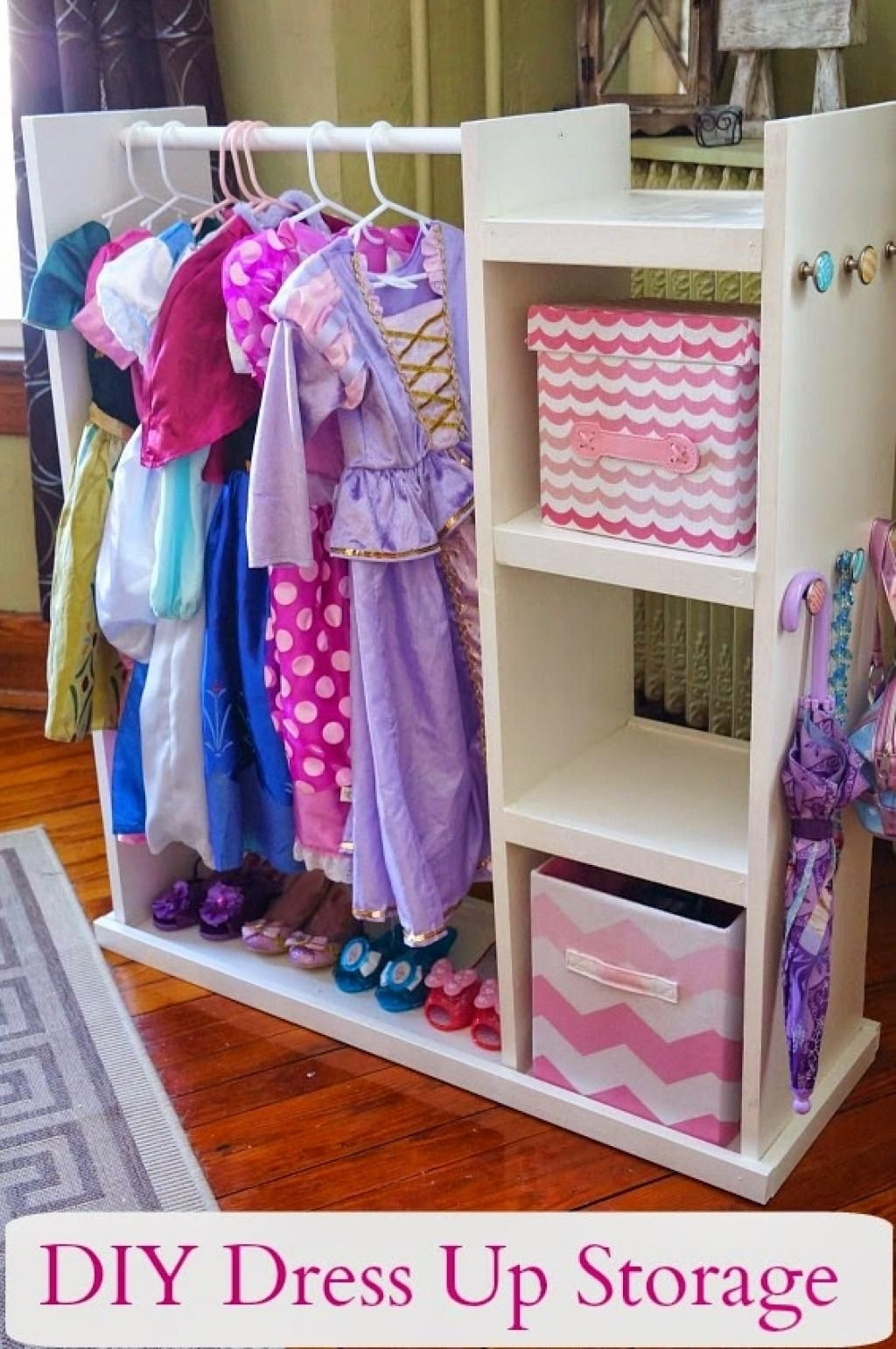 Diy Dress Up Closet