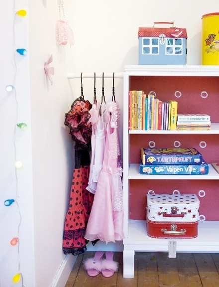 Etonnant Dress Up Storage Foter