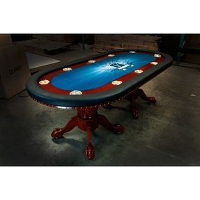Poker Table With Chairs Ideas On Foter