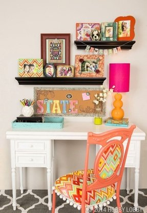 Girls Writing Desk Foter