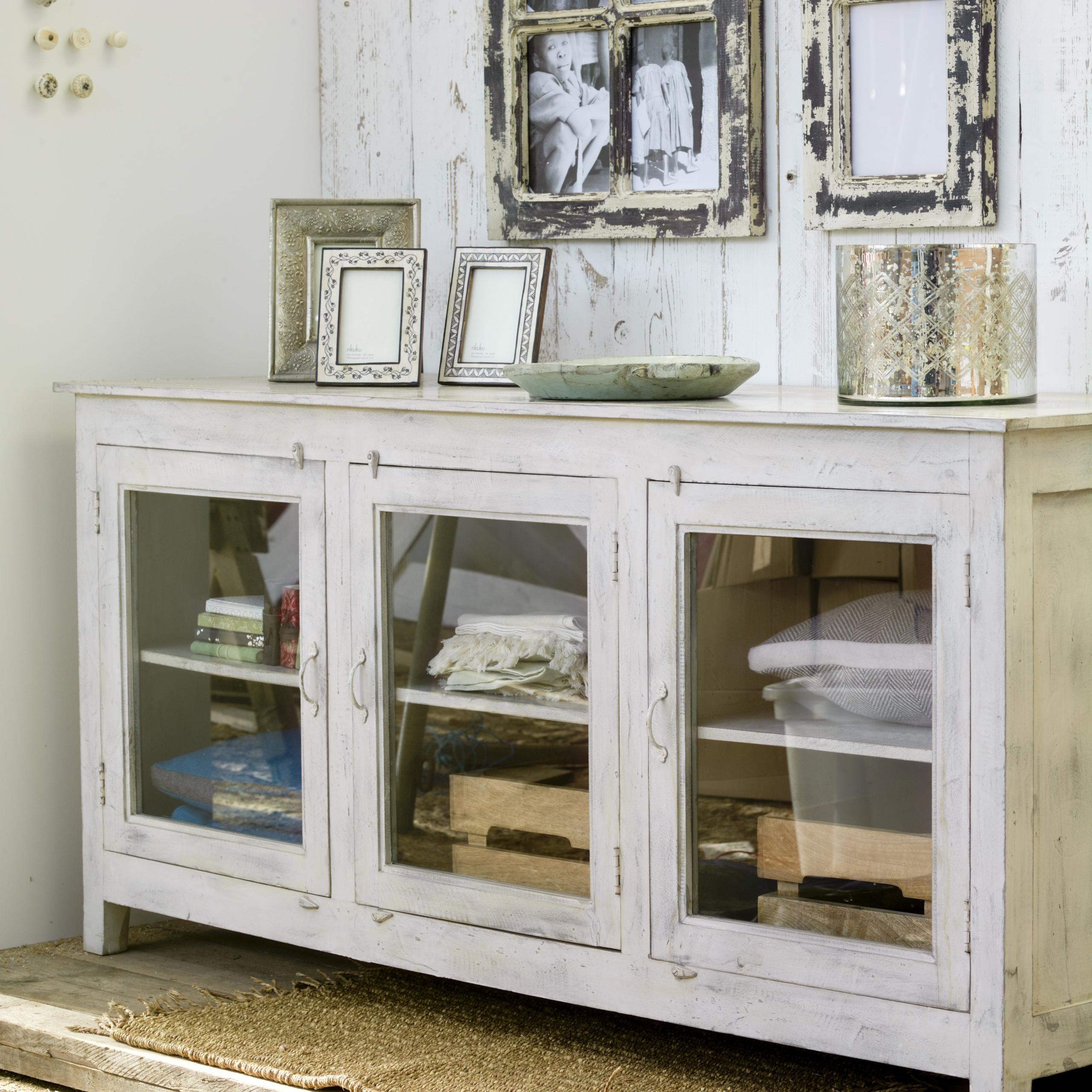 Glass Door Sideboard Ideas On Foter