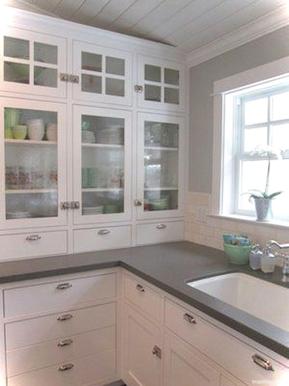 Superieur Glass Front Storage Cabinet 4