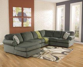 Peachy Green Sectional Sofa With Chaise Ideas On Foter Creativecarmelina Interior Chair Design Creativecarmelinacom