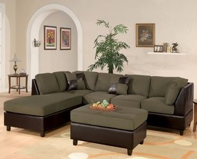 Green Sectional Sofa With Chaise - Ideas on Foter