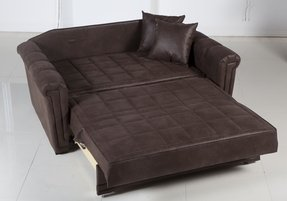 pull out loveseat sofa bed foter. Black Bedroom Furniture Sets. Home Design Ideas
