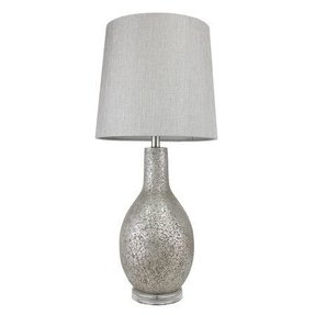 J hunt home shimmer 32 25 h table lamp with