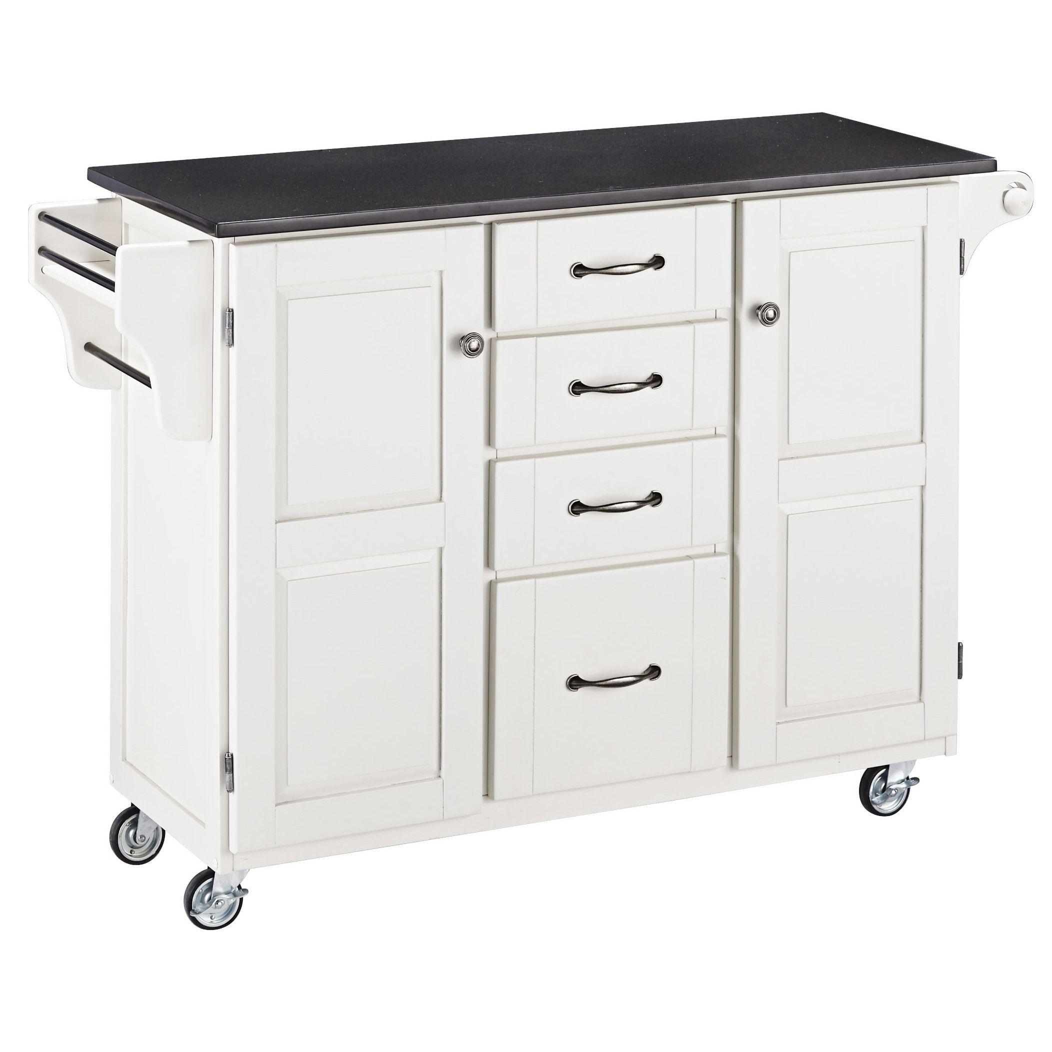 Kitchen Island Cart Granite Top 11