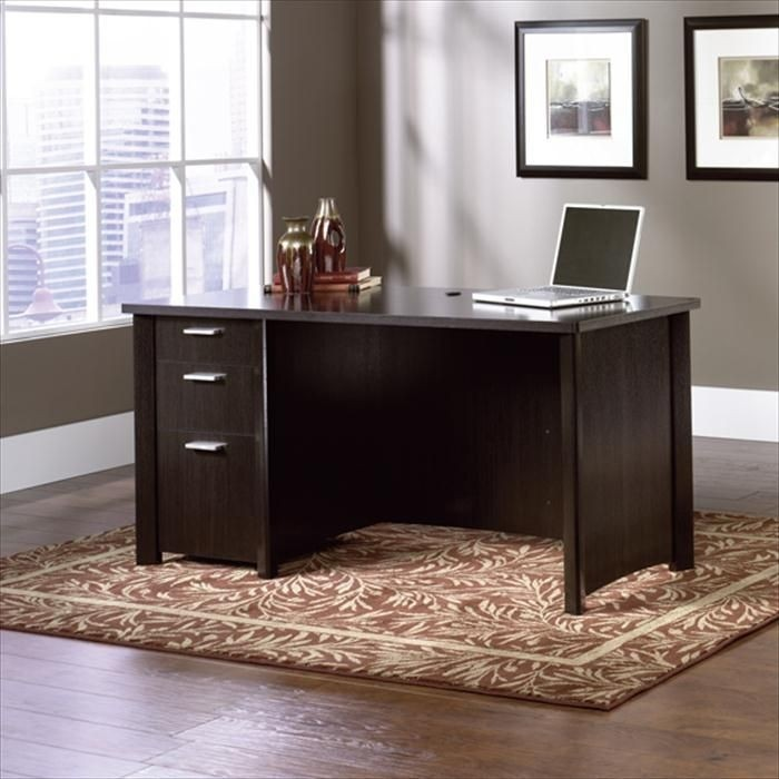 Exceptionnel L Shaped Desk With Locking Drawers