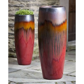 Large Ceramic Outdoor Planters 1