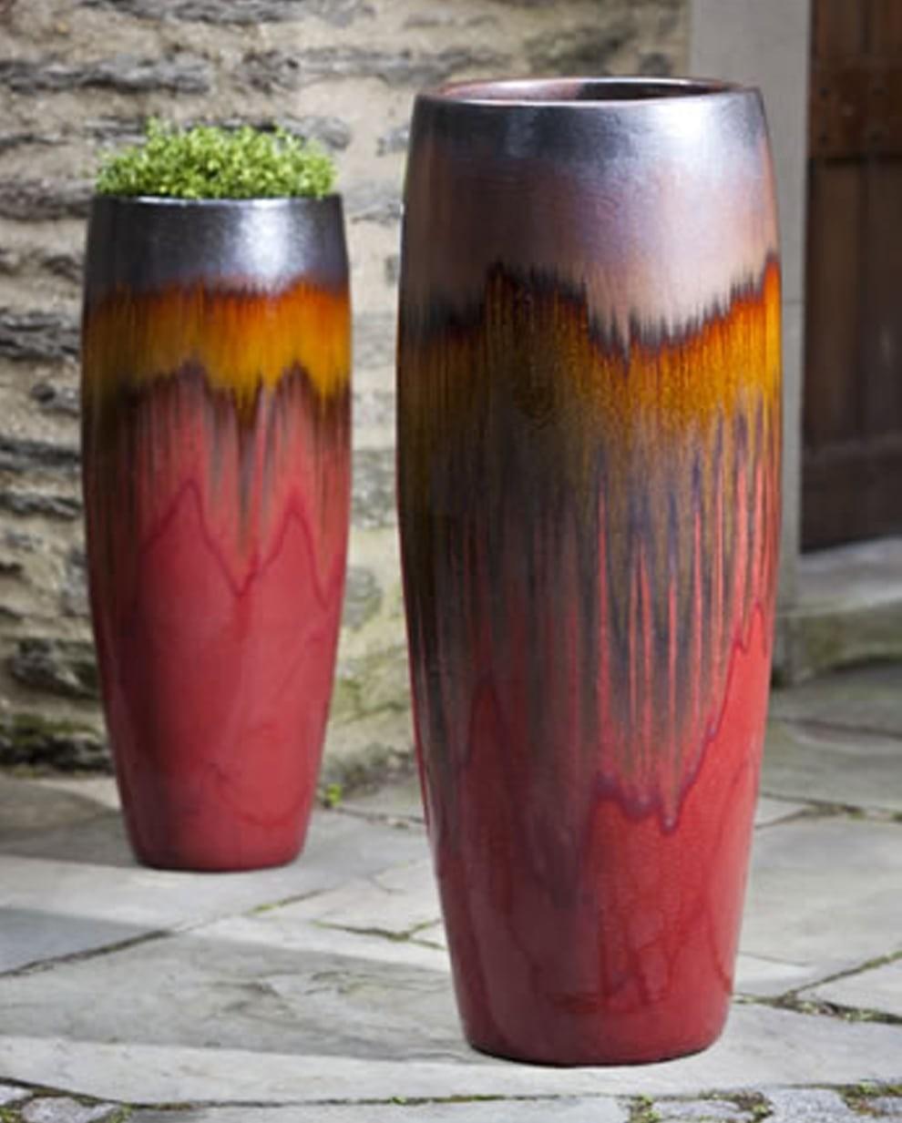 Large Ceramic Outdoor Planters 1