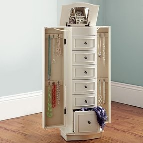 Jewelry Armoire Large Ideas On Foter