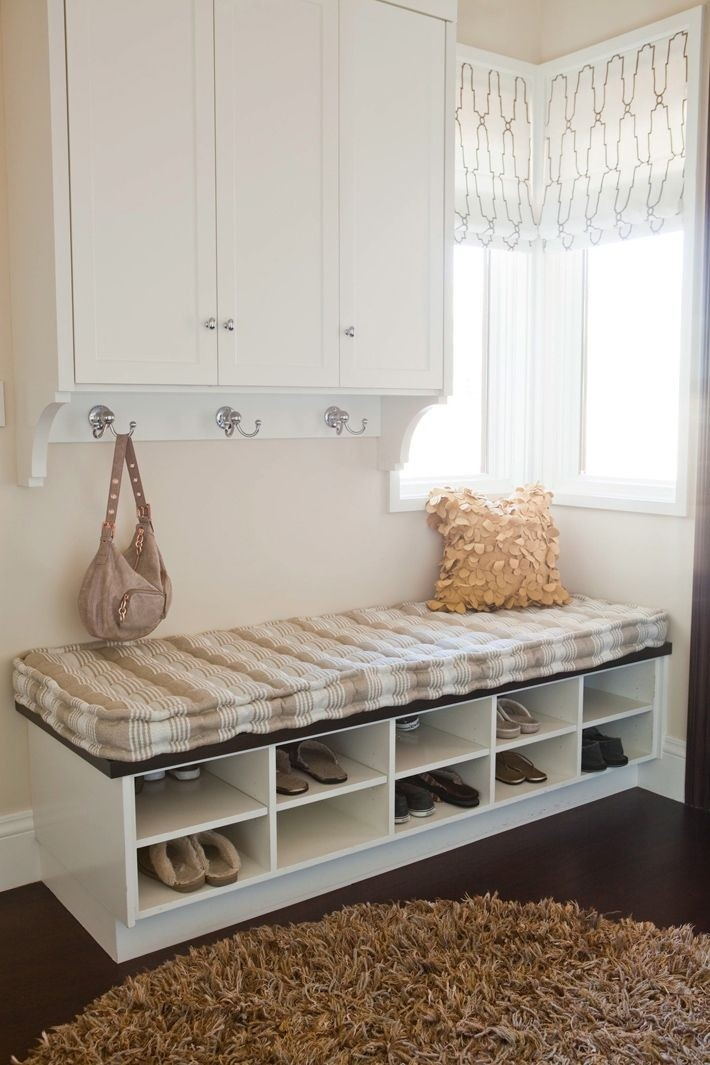 Large shoe storage bench & Storage Bench With Shoe Rack - Foter